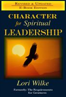 Cover for 'Character for Spiritual Leadership'