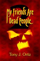 Cover for 'My Friends Are Dead People 2'