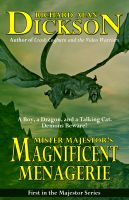 Cover for 'Mister Majestor's Magnificent Menagerie'