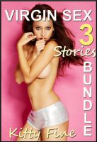Cover for 'Virgin Sex Erotica Collection - 3 Short Erotic Stories (3 First Time Sex Erotica Stories Bundle)'