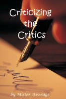 Cover for 'Criticizing the Critics'