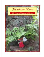 Cover for 'Menehune Mana The Spiritual Essence of Hawaii'