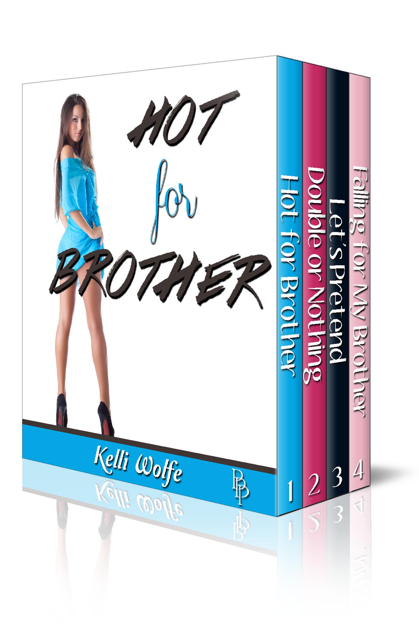 Kelli Wolfe - Sexy Little Sister Stories 2