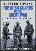 Cover for 'The Irish Guards In The Great War, Vol. 1'