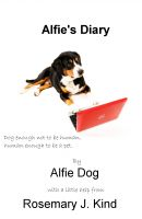 Cover for 'Alfie's Diary'