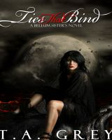 Cover for 'Ties That Bind: The Bellum Sisters 3'