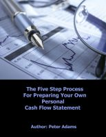 Cover for 'DIY Personal Cash Flow Statement'