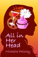Cover for 'All in Her Head'