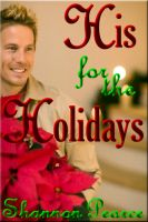Cover for 'His for the Holidays'