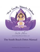 Cover for 'The South Beach Detox Manual: The Most Powerful Holistic Cleanse'