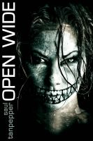 Cover for 'Open Wide'