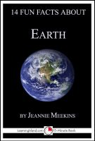 Cover for '14 Fun Facts About Earth: A 15-Minute Book'