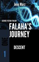 Cover for 'Descent (Falaha's Journey Trilogy, Part 1)'