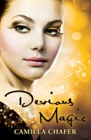 Cover for 'Devious Magic (Book 3, Stella Mayweather Series)'