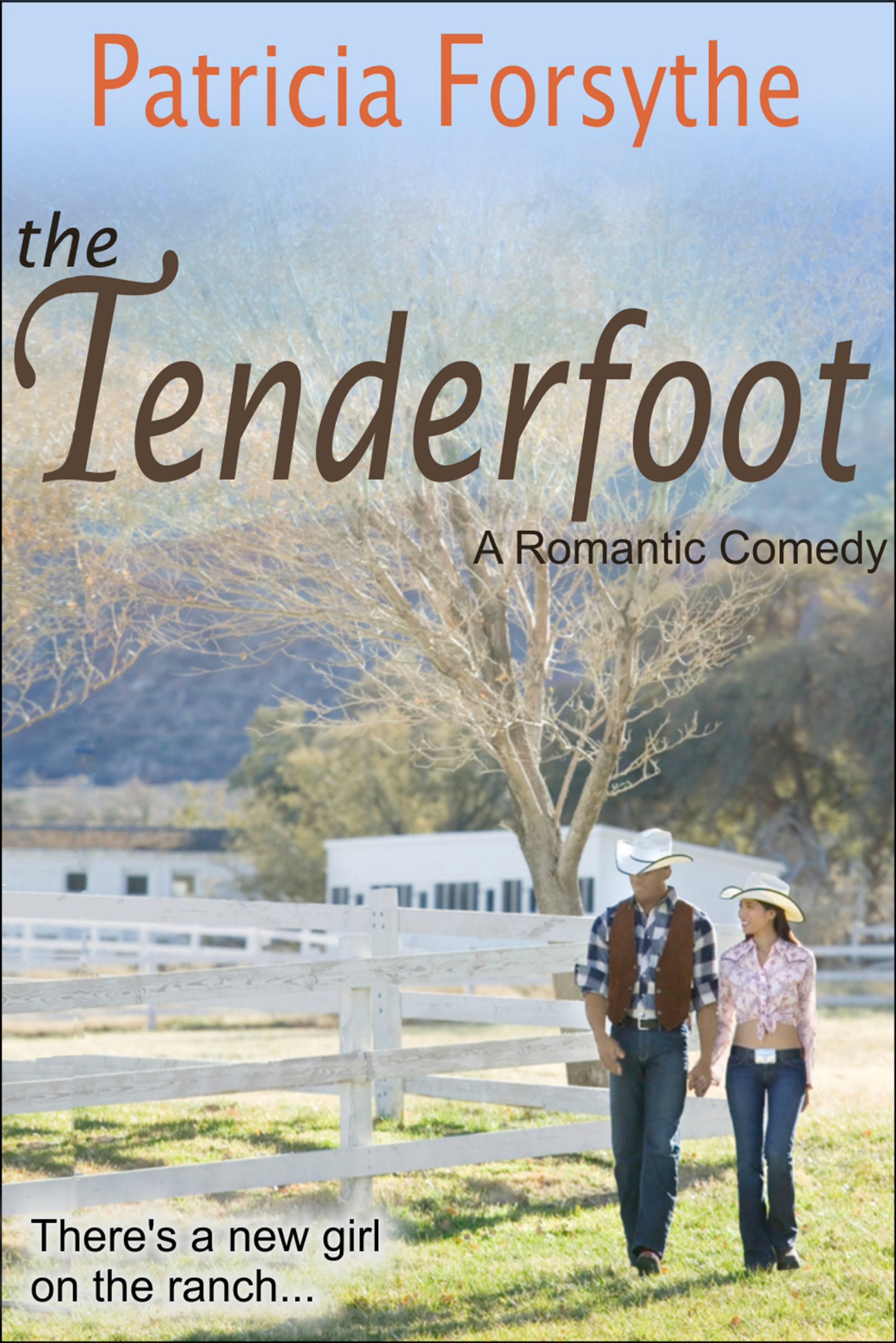 Patricia Forsythe - The Tenderfoot