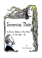 Cover for 'Interpreting Daddy'