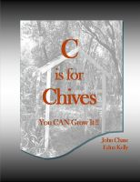 Cover for 'C is for Chives'