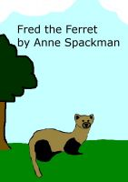Cover for 'Fred the Ferret'