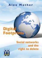 Cover for 'Digital Footprints'