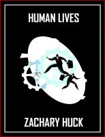 Cover for 'Human Lives'