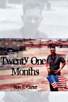 Cover for 'Twenty One Months'