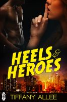 Cover for 'Heels and Heroes'