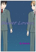 Cover for 'Secret Lovers (#1)'