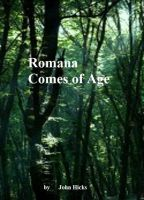 Cover for 'Rowena Comes of Age'