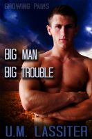 Cover for 'Big Man, Big Trouble'