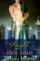 Cover for 'A Knight in Her Arms'