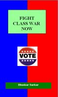 Cover for 'Fight Class War Now'