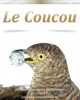 Cover for 'Le Coucou Pure sheet music duet for tenor saxophone and trumpet arranged by Lars Christian Lundholm'