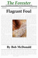 Cover for 'Flagrant Foul'