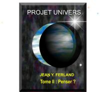 Cover for 'Projet Univers T II'