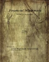 Cover for 'Financial Nightmare'