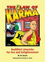 Cover for 'The Flaw of Karma: Buddhist Limericks for Fun and Enlightenment'