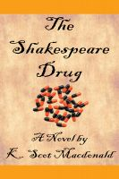 Cover for 'The Shakespeare Drug'
