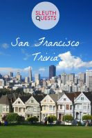 Cover for 'San Francisco Trivia'