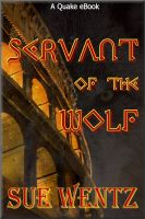 Cover for 'Servant to the Wolf'
