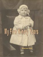 Cover for 'My First Ninety Years'