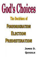 Cover for 'God's Choices'