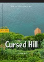Cover for 'Cursed Hill'