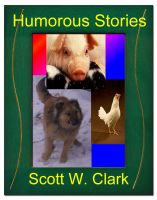 Cover for 'Humorous Stories'