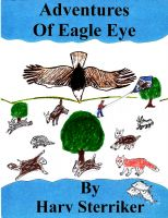 Cover for 'Adventures of Eagle Eye'