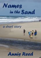 Cover for 'Names in the Sand [a short story]'