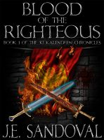 Cover for 'Blood Of The Righteous'