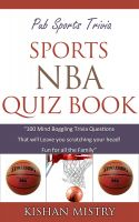 Cover for 'Sports NBA Quiz Book'