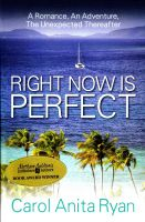 Cover for 'Right Now Is Perfect: A Romance, An Adventure, The Unexpected Thereafter'