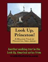 Cover for 'A Walking Tour of Princeton, New Jersey'