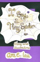 Cover for 'I Spy A Tiny Spider'